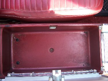 1967 Plymouth Satellite Center Console Open