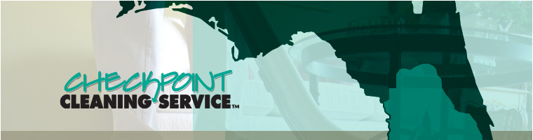 Checkpoint Cleaning Service Is Tampa Bay's Premier Janitorial & Carpet Cleaning Company!